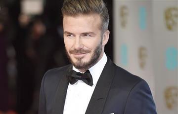 David Beckham trabajó UNICEF sólo por recibir este beneficio