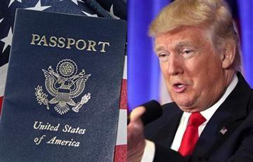 Estados Unidos ha revocado más de 100 mil visas tras la orden de Trump