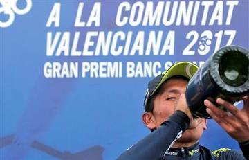 Nairo Quintana y su fiesta de cumpleaños