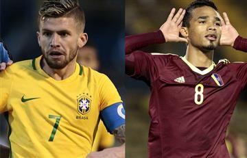 Brasil y Venezuela se enfrentan en la tercera fase del hexagonala