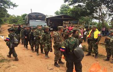 Caquetá: Guerrilleros de las Farc se demorarán en llegar a las zonas veredales