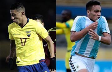 Ecuador vs. Argentina: duelo decisivo en el Sudamericano Sub-20