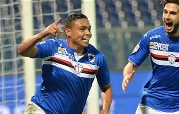 Milan vs. Sampdoria: Muriel le ganó el duelo a Bacca
