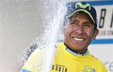 """Nairo Quintana: """"Siempre que se puede ganar ahí estamos"""""""