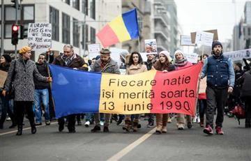 Rumania no castigará delitos menores de corrupción