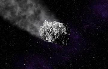 Asteroides: Hallan riesgosa forma para desviarlos