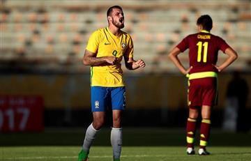 Brasil sufrió pero logró ganar a una respetada Venezuela