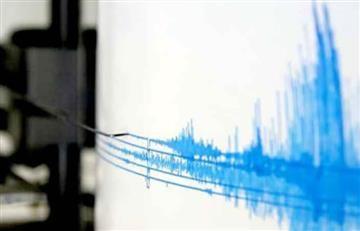 Fuerte temblor se sintió en varias zonas del país