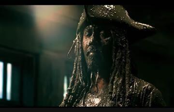 Johnny Deep y su aparición en tráiler de 'Piratas del Caribe'