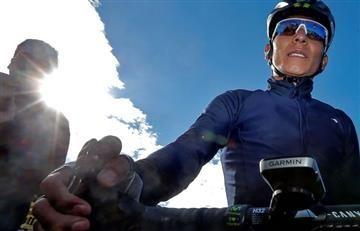 Nairo Quintana y el dato que lo pone en lo más alto del ciclismo