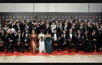 Premios Goya 2017: Estos fueron los ganadores