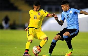 Selección Colombia mostró su peor cara contra Uruguay