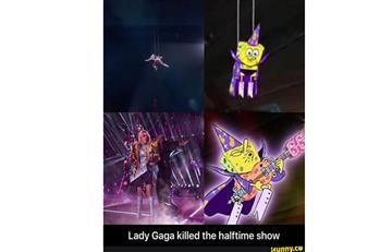 Super Bowl: El meme ganador lo protagonizan Tom Brady y Lady Gaga