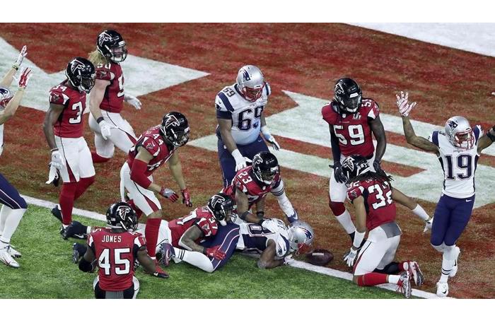 Super Bowl: Los Patriots hacen historia en el partido más dramático