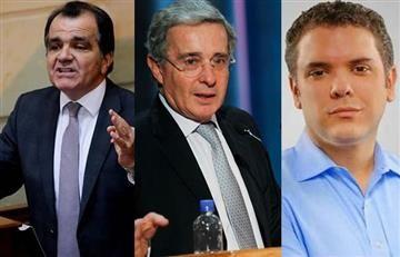 Uribe defiende a Iván Duque y deja solo a Zuluaga