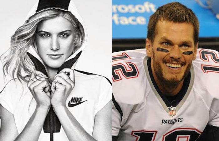 Genie Bouchard tendrá una cita con un aficionado, por culpa de Tom Brady