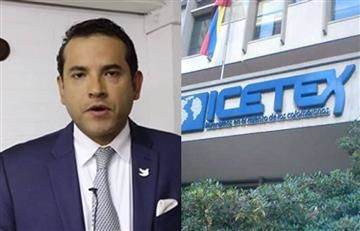 Ordenan arresto al director del Icetex