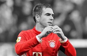 Philipp Lahm otro grande que le dice adiós al fútbol