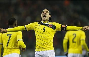 Selección Colombia: Un día como hoy Falcao debutó en la 'tricolor'