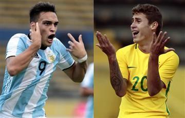 Argentina vs. Brasil: El partido más esperado del Sudamericano Sub20