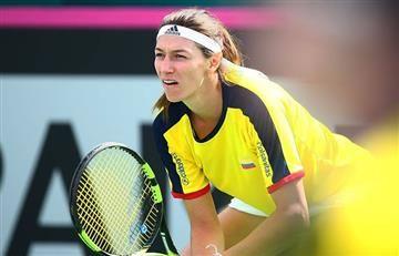 Colombia cae ante Argentina en la Fed Cup