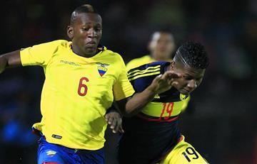 Ecuador vs. Colombia: Previa, datos y alineaciones
