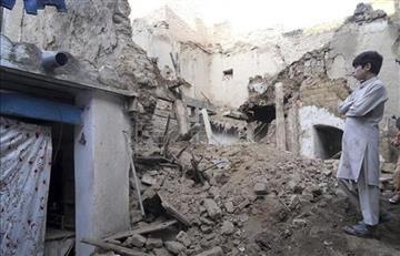 Internacional: Terremoto de 6,3 grados sacudió a Pakistán