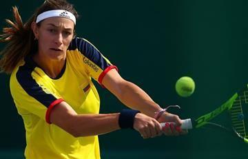 Mariana Duque llevó a Colombia a la victoria en la Fedecup