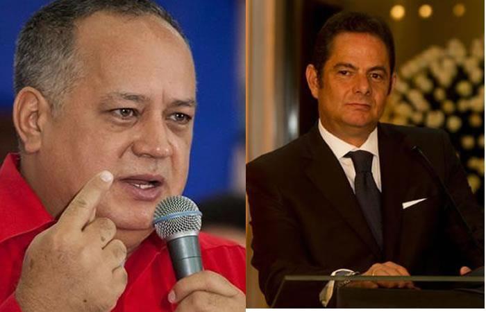 Vargas Lleras 'es un hijo del puto, con mucho cariño': Diosdado Cabello