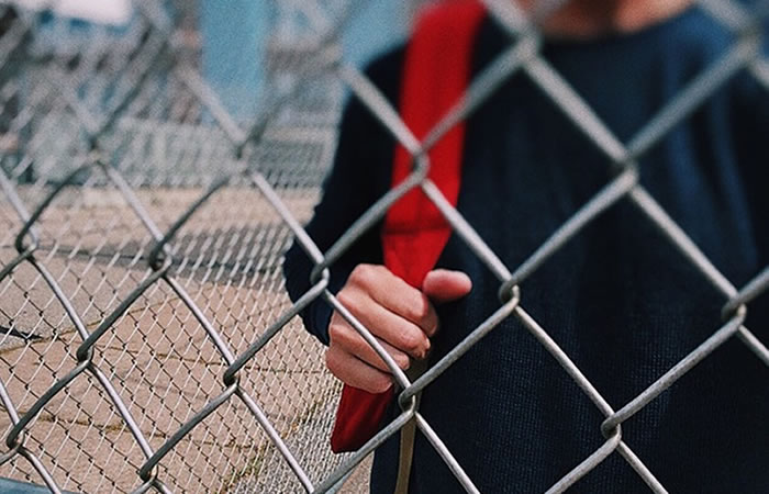 A Bucaramanga están llegando niños venezolanos