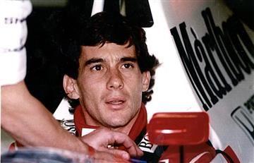 Ayrton Senna: Salen nuevas imágenes de la carrera en la que murió