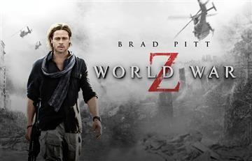 Brad Pitt dice que no habrá 'Guerra Mundial Z 2'