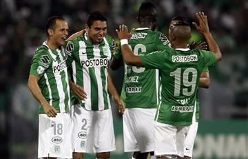 Nacional ganó su primer encuentro en la Liga Águila como visitante