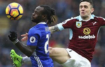 Chelsea no pudo conseguir los tres puntos