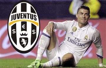Cristiano estuvo cerca de ir a la Juventus