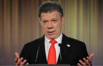 Santos niega dineros de Odebrech en su campaña