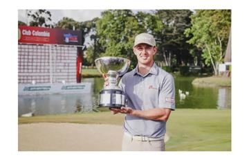 Club Colombia Championship: Ethan Tracy campeón