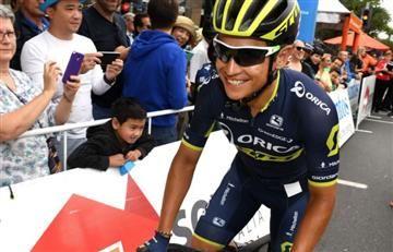 Esteban Chaves correrá el Tour de Francia y la Vuelta a España