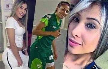 Liga Águila Femenina: Daniela Henao sorprende con su belleza
