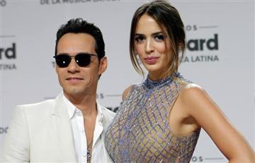 Marc Anthony y Shannon de Lima están legalmente separados