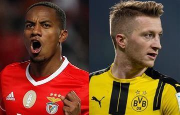 Benfica vs. Borussia Dortmund: Hora y transmisión EN VIVO