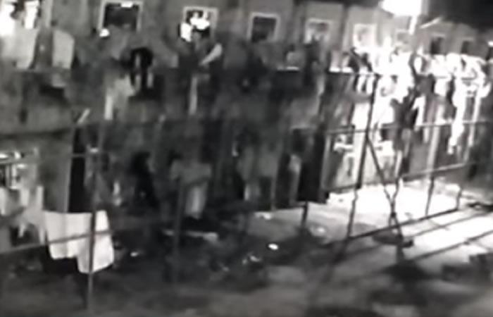 Brasil: Fantasma aparece en una cárcel