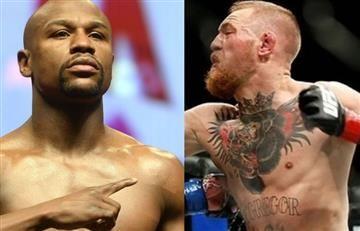 ¿Conor McGregor vs Floyd Mayweather? Medios aseguran que ya hay acuerdo