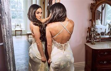 WWE: Las divas reciben San Valentín con estas sexys fotos