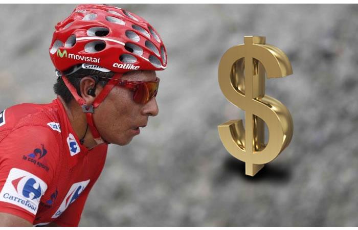 Nairo Quintana: ¿Cuánto gana usted si apuesta por él?