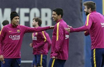 Neymar: su nuevo look es la burla de Messi, Suárez y Piqué