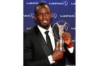 Premios Laureus: Usaín Bolt y Simone Biles, ganadores de la gala