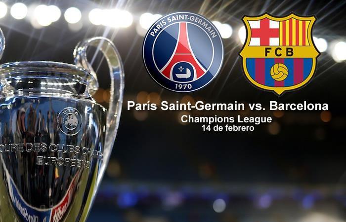 PSG vs. Barcelona: Transmisión EN VIVO