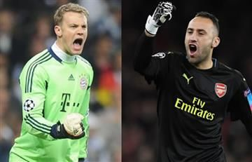 Bayern Múnich vs. Arsenal: Hora y transmisión EN VIVO