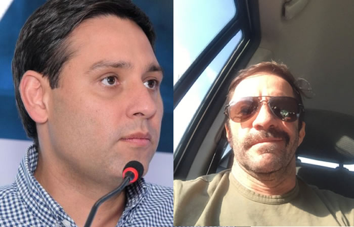 Mauricio Lizcano (Senador) - Pirry. Foto: Twitter